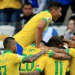 ब्राजिलले गर्यो विश्वकप छनोटमा ५ गोल