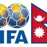 तीन स्थान सुधार गर्दै नेपाल फिफा वरीयताको १ सय ६८औं स्थानमा